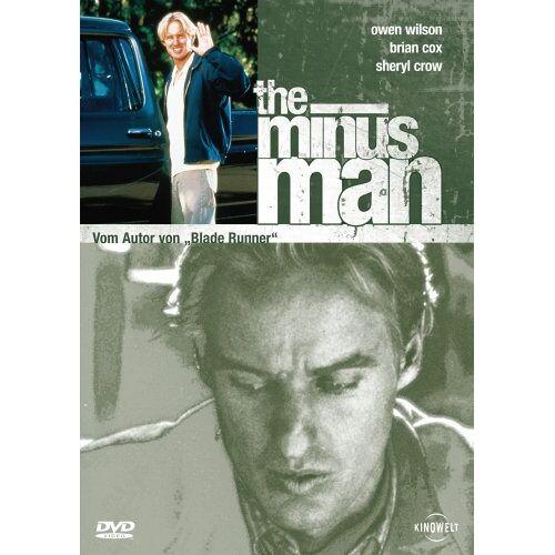 Hampton Fancher - The Minus Man - Preis vom 22.01.2021 05:57:24 h