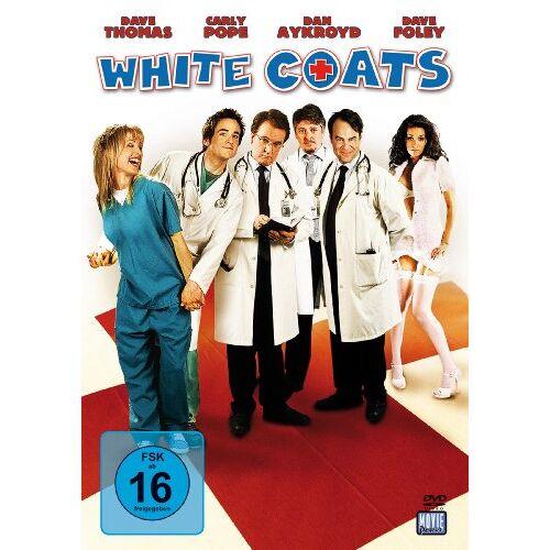 Dave Thomas - White Coats - Die Chaos Doktoren! - Preis vom 09.04.2021 04:50:04 h