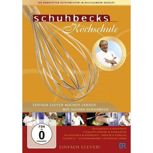 Alfons Schuhbeck - Schuhbecks Kochschule [2 DVDs] - Preis vom 28.02.2021 06:03:40 h