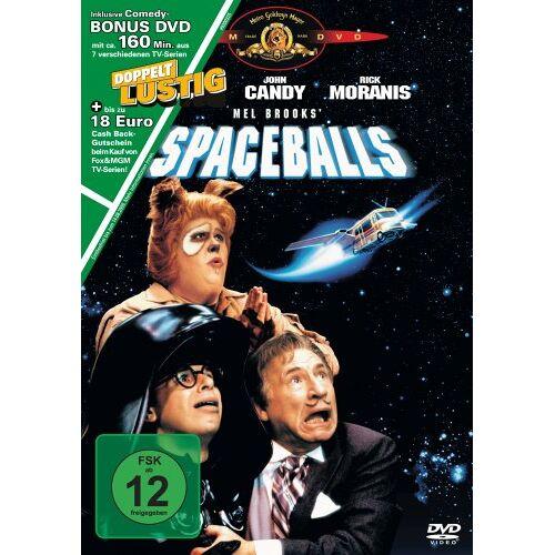 Mel Brooks - Spaceballs (+ Bonus DVD TV-Serien) - Preis vom 14.04.2021 04:53:30 h