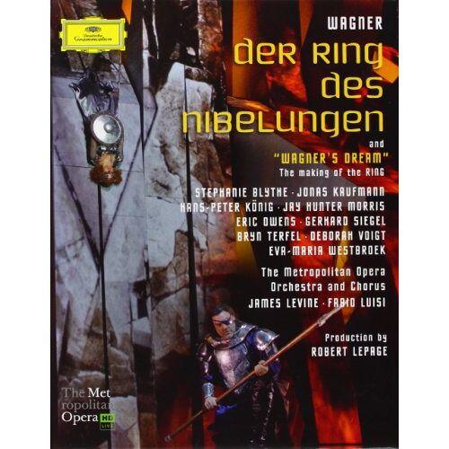 Terfel - Der Ring des Nibelungen [Blu-ray] - Preis vom 13.05.2021 04:51:36 h