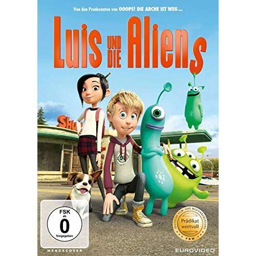 Christoph Lauenstein - Luis und die Aliens - Preis vom 07.05.2021 04:52:30 h
