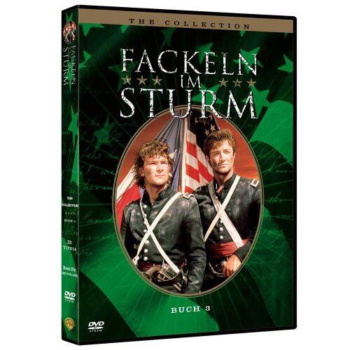 Larry Peerce - Fackeln im Sturm - Buch 3 [2 DVDs] - Preis vom 06.04.2020 04:59:29 h