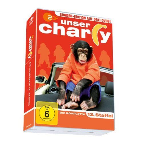 Monika Zinnenberg - Unser Charly - Die komplette 13. Staffel [3 DVDs] - Preis vom 16.05.2021 04:43:40 h