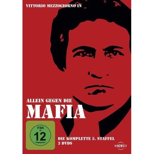 Damiano Damiani - Allein gegen die Mafia 5 [3 DVDs] - Preis vom 20.10.2020 04:55:35 h