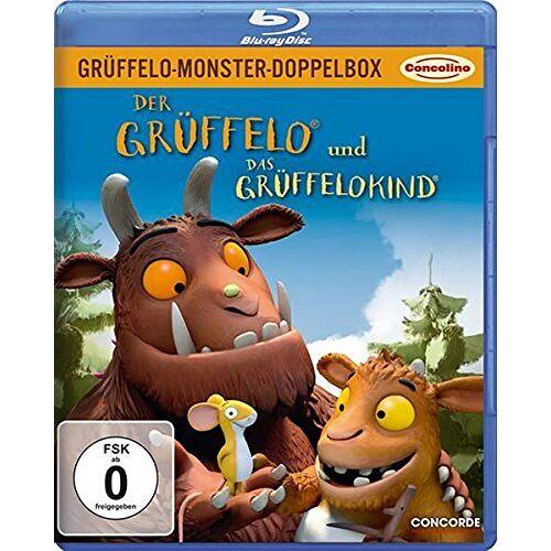 Jakob Schuh - Grüffelo-Monster - Box: Der Grüffelo/Das Grüffelokind [Blu-ray] - Preis vom 20.10.2020 04:55:35 h