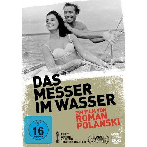 Roman Polanski - Das Messer im Wasser - Preis vom 22.01.2021 05:57:24 h