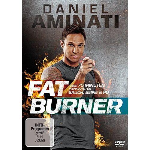 Michael Hieber - Daniel Aminati: Fatburner - Preis vom 07.05.2021 04:52:30 h