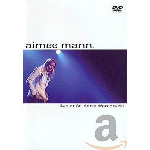 Aimee Mann - Live at St. Ann's Warehouse (CD + DVD) - Preis vom 10.09.2020 04:46:56 h