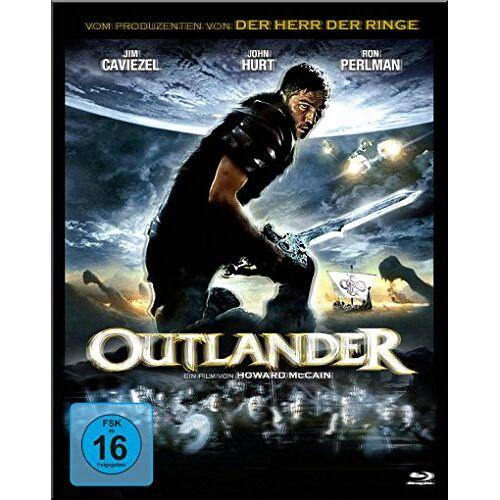 Howard McCain - Outlander - Lenticular Edition [Blu-ray] - Preis vom 16.01.2021 06:04:45 h