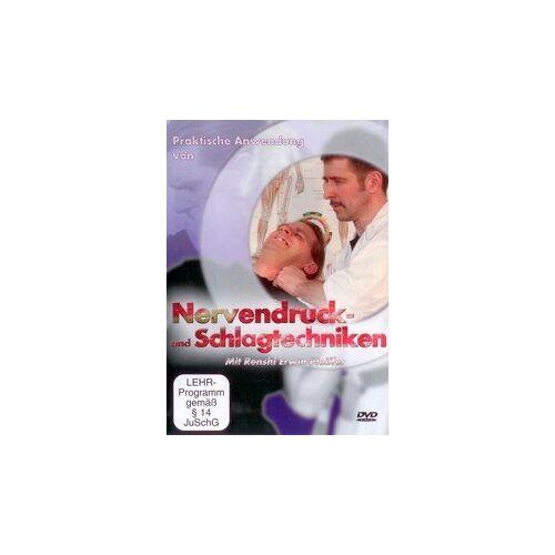 Erwin Pfeiffer - Nervendruck- und Schlagtechniken - Preis vom 10.04.2021 04:53:14 h