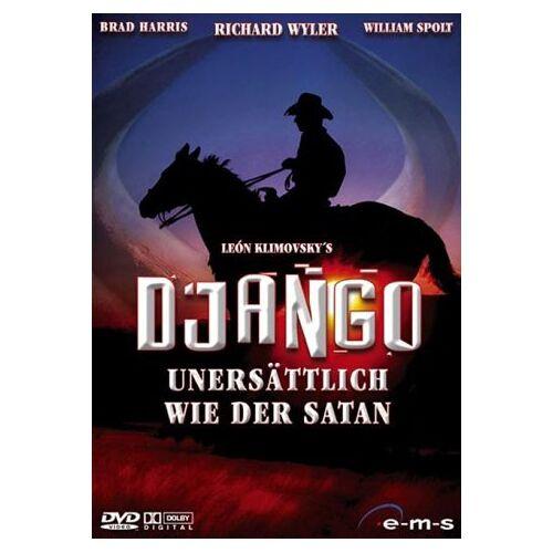 Leon Klimovsky - Django - Unersättlich wie ein Satan - Preis vom 01.06.2020 05:03:22 h