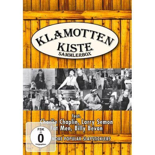- Klamottenkiste - Sammlerbox (5 DVDs) - Preis vom 16.01.2020 05:56:39 h