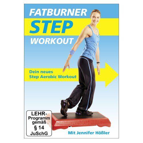 Peter Brose - Fatburner Step Workout - Preis vom 07.05.2021 04:52:30 h