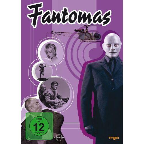 Andre Hunebelle - Fantomas - Preis vom 11.05.2021 04:49:30 h