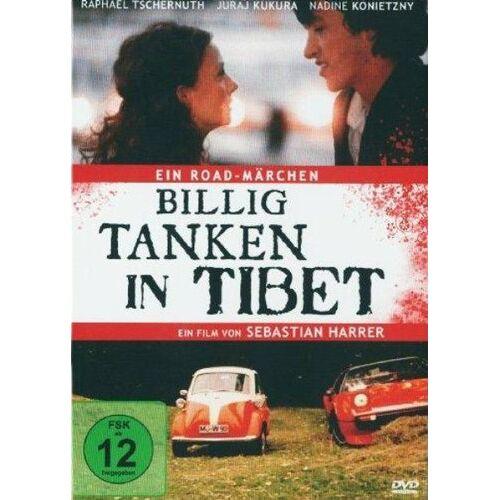 Sebastian Harrer - Billig tanken in Tibet - Preis vom 12.05.2021 04:50:50 h