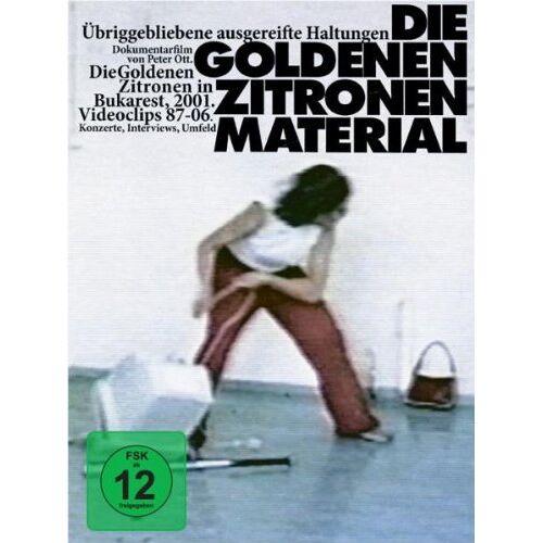 Peter Ott - Die Goldenen Zitronen Material (2DVD) - Preis vom 14.05.2021 04:51:20 h