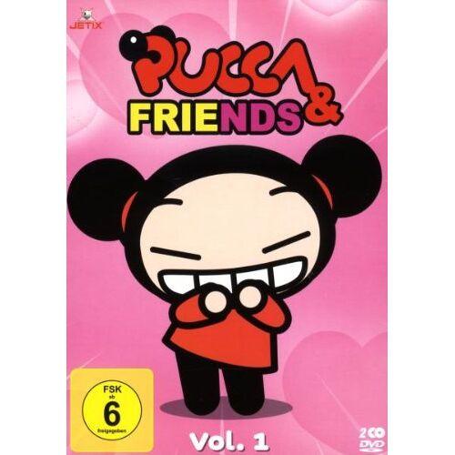 Greg Sullivan - Pucca & Friends, Vol. 1 [2 DVDs] - Preis vom 16.05.2021 04:43:40 h
