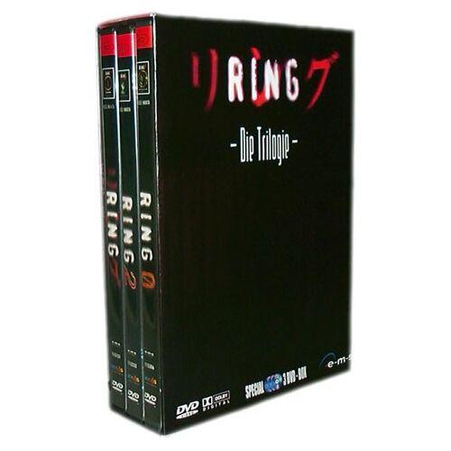 - Ring - Die Trilogie (3 DVDs) - Preis vom 05.09.2020 04:49:05 h