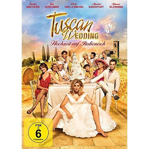 Johan Nijenhuis - Tuscan Wedding - Hochzeit auf Italienisch - Preis vom 18.04.2021 04:52:10 h