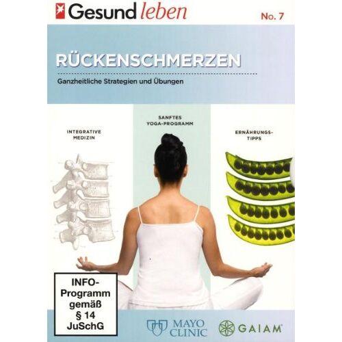 - Gesund leben - Rückenschmerzen - Preis vom 22.01.2021 05:57:24 h
