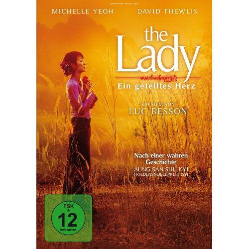 Luc Besson - The Lady - Ein geteiltes Herz - Preis vom 14.04.2021 04:53:30 h