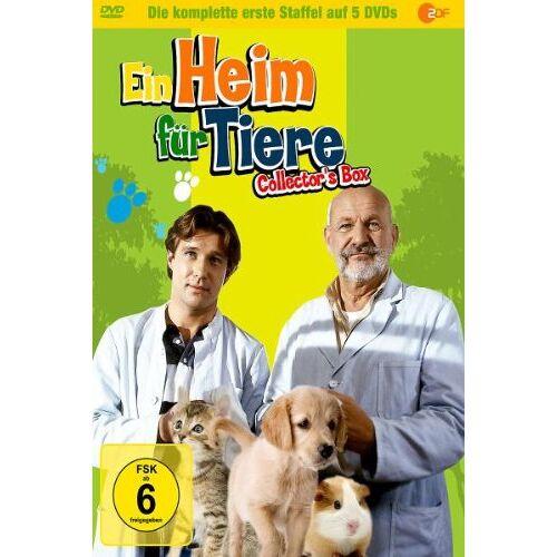Siegfried Wischnewski - Ein Heim für Tiere - Collector's Box Vol. 01 (Folge 01-20) (5 DVDs) - Preis vom 08.05.2021 04:52:27 h