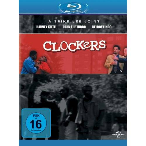 Spike Lee - Clockers [Blu-ray] - Preis vom 26.01.2021 06:11:22 h