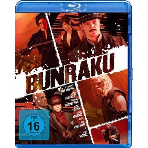 Guy Moshe - Bunraku [Blu-ray] - Preis vom 18.04.2021 04:52:10 h