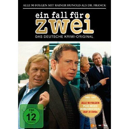 Rainer Hunold - Ein Fall für Zwei - Rainer Hunold Box (31 Discs) - Preis vom 20.10.2020 04:55:35 h