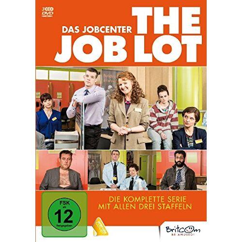 Sarah Hadland - The Job Lot - Das Jobcenter [3 DVDs] - Preis vom 08.05.2021 04:52:27 h