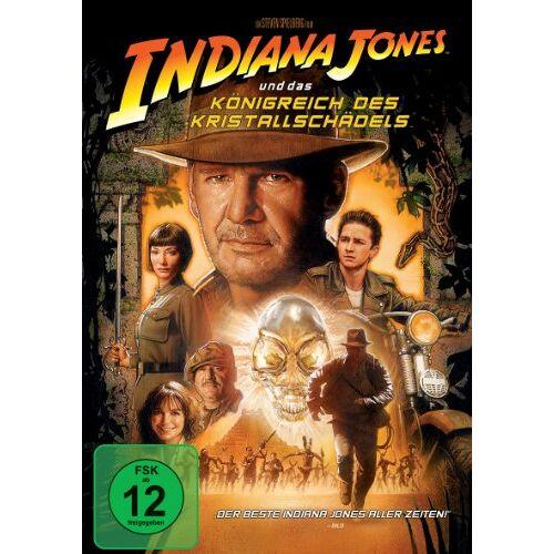 Steven Spielberg - Indiana Jones und das Königreich des Kristallschädels - Preis vom 13.05.2021 04:51:36 h