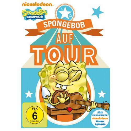 - SpongeBob Schwammkopf - SpongeBob auf Tour - Preis vom 01.03.2021 06:00:22 h