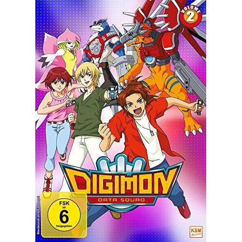 Naoyuki Itou - Digimon Data Squad - Volume 2: Episode 17-32 [3 DVDs] - Preis vom 06.05.2021 04:54:26 h