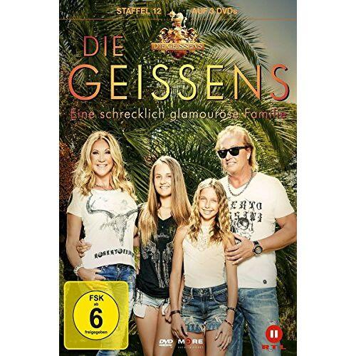 - Die Geissens - Staffel 12 [3 DVDs] - Preis vom 18.10.2020 04:52:00 h
