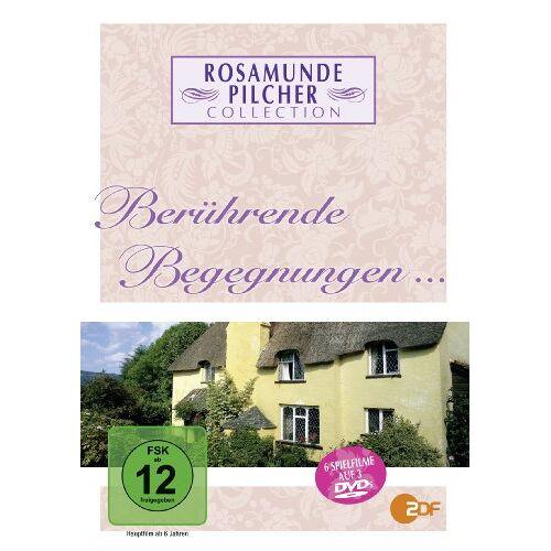 Rosamunde Pilcher - Rosamunde Pilcher Collection 6 [3 DVDs] - Preis vom 21.10.2020 04:49:09 h