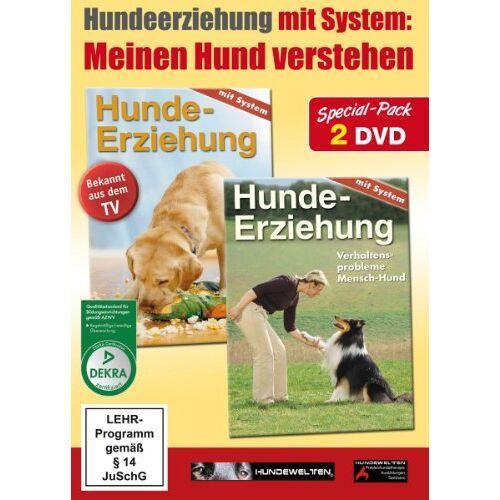 - Hundeerziehung mit System - Meinen Hund verstehen [2 DVDs] - Preis vom 27.01.2020 06:03:55 h