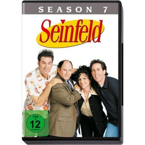 Tom Cherones - Seinfeld - Season 7 [4 DVDs] - Preis vom 17.11.2020 05:49:32 h