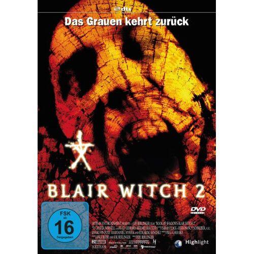 Joe Berlinger - Blair Witch 2 - Preis vom 21.10.2020 04:49:09 h