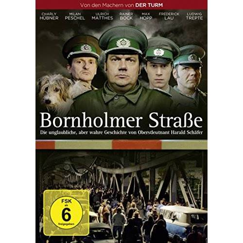 Christian Schwochow - Bornholmer Straße - Preis vom 21.04.2021 04:48:01 h