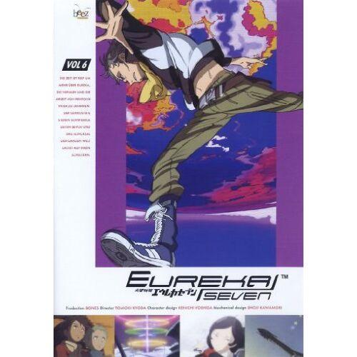 Tomoki Kyoda - Eureka Seven, Vol. 06 - Preis vom 17.04.2021 04:51:59 h