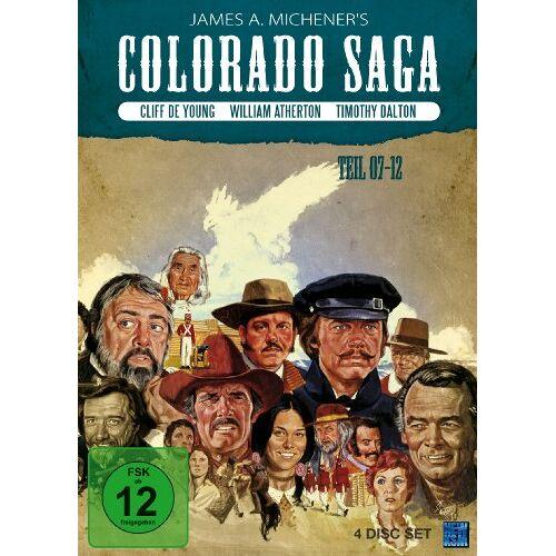 K.C. Bascombe - Colorado Saga , Teil 07-12, Box 2 (4 Disc Set) - Preis vom 06.05.2021 04:54:26 h