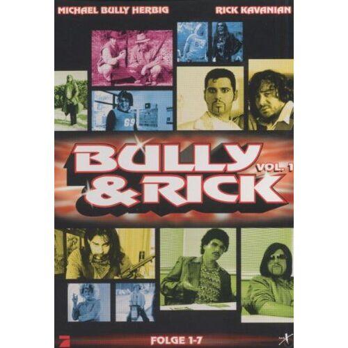 Michael Bully Herbig - Bully & Rick - Staffel 01: Vol. 01 (Folge 01-07) - Preis vom 07.03.2021 06:00:26 h