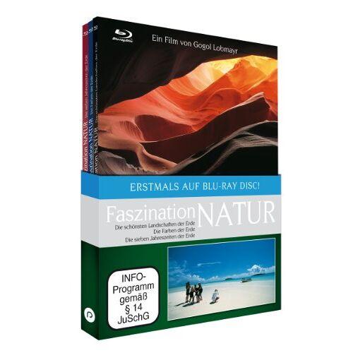 Gogol Lobmayr - Faszination Natur Trilogie [Blu-ray] - Preis vom 05.03.2021 05:56:49 h