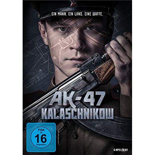 Konstantin Buslow - AK-47 - Kalaschnikow - Preis vom 06.05.2021 04:54:26 h