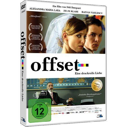 Didi Danquart - Offset - Eine druckreife Liebe (DVD) - Preis vom 17.04.2021 04:51:59 h