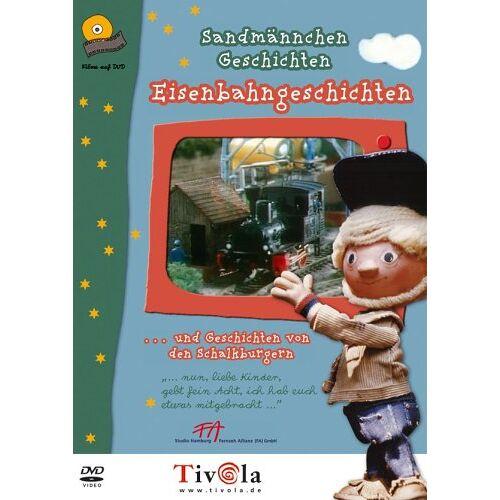 Gerhard Behrendt - Sandmännchen Geschichten - Eisenbahngeschichten - Preis vom 12.05.2021 04:50:50 h