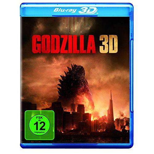 Gareth Edwards - Godzilla [3D Blu-ray] - Preis vom 07.05.2021 04:52:30 h