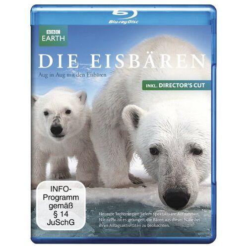 Philip Dalton - Die Eisbären - Aug in Aug mit den Eisbären (inkl. Director's Cut) [Blu-ray] - Preis vom 20.10.2020 04:55:35 h