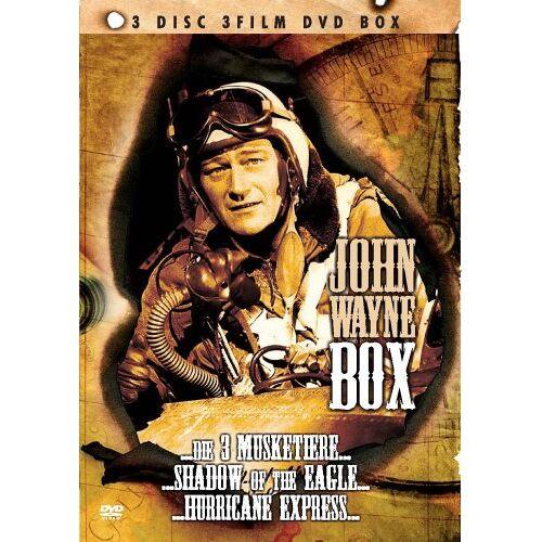 John Wayne - John Wayne Box [3 DVDs] - Preis vom 05.09.2020 04:49:05 h